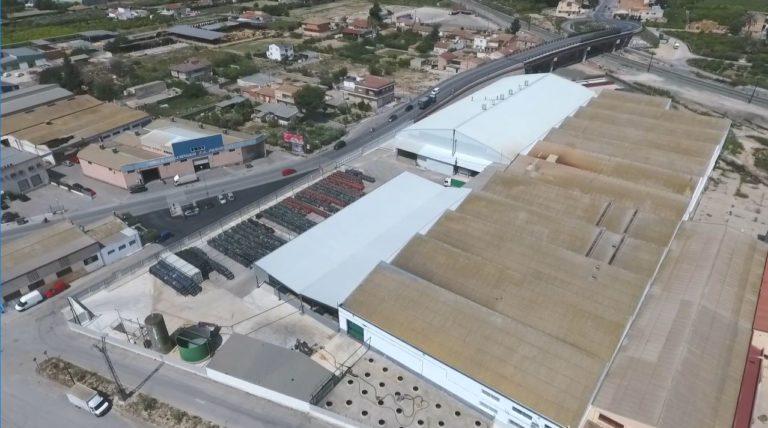 New facilities under construction